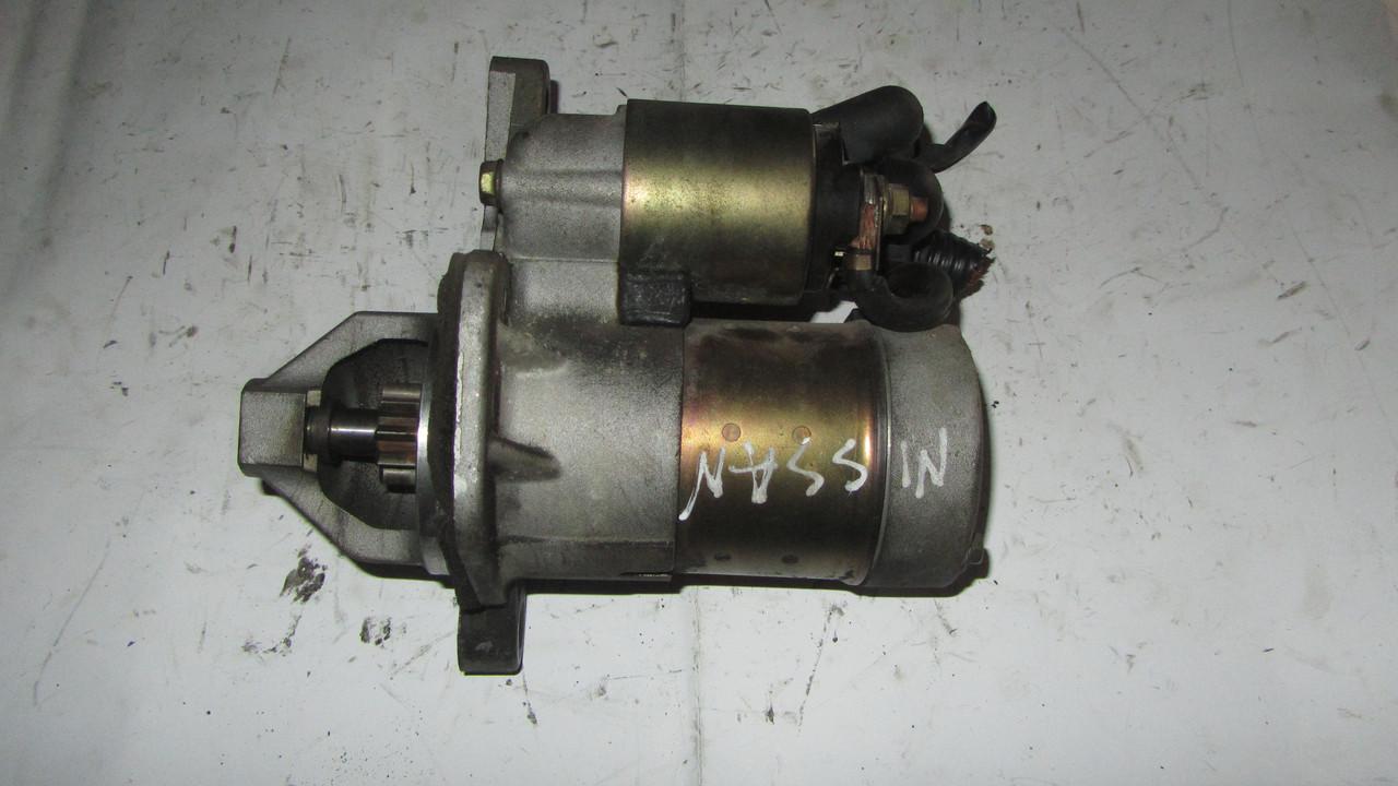 Стартер Nissan Qashqai J10 Tiida SC11 C11 23300EN200
