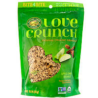 Nature's Path, Love Crunch, высококачественные органические мюсли, яблочный пирог с чиа, 11.5 унц. (325 г)