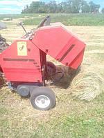 Пресс для сена, ПРП-80/70 ( с карданом), фото 1