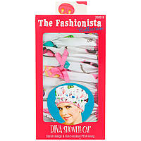 Betty Dain Creations, LLC, Коллекция Fashionista, шапочка для душа Diva, 1 шапочка