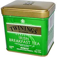 Twinings, Классический листовой чай, Irish Breakfast, 3,53 унции (100 г)