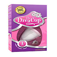 Diva International, The Diva Cup, модель 1, 1 менструальная чаша