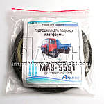 Ремкомплект гидроцилиндра подъема кузова МАЗ-5551  (арт.14121), фото 2