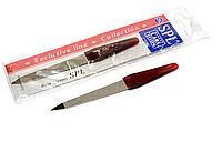 Пилочка для ногтей SPL 9675, 10.5 см, фото 1