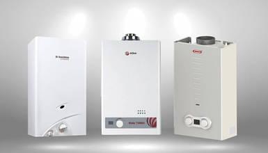 Газовые колонки для нагрева воды, газовый проточный водонагреватель
