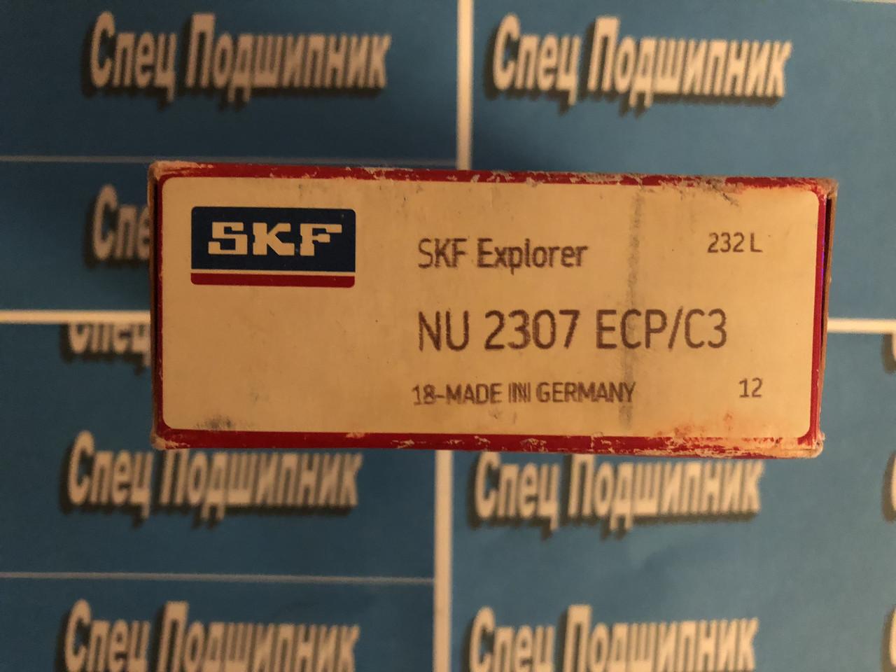 Подшипник NU2307 ECP/C3