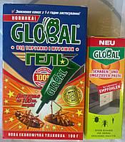 Комплект средств для уничтожения тараканов и муравьев Глобал/Global