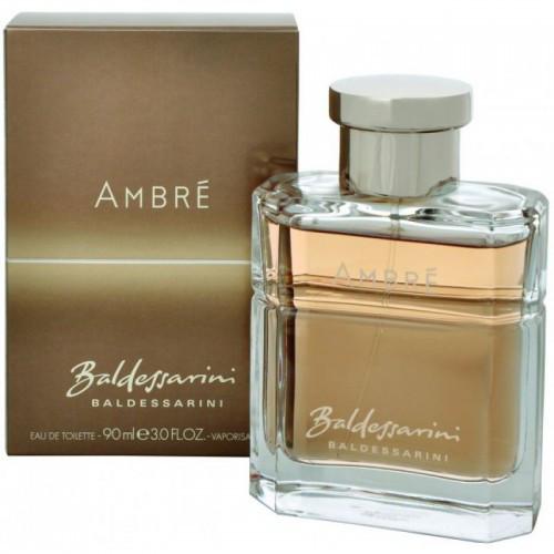 Мужской аромат Baldessarini Ambre