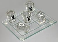 Крестики-нолики алко игра оригинальный подарок