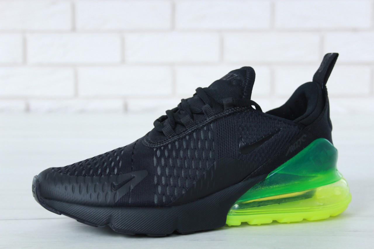 Мужские кроссовки Nike Air Max 270 Green топ реплика - Интернет-магазин  обуви и одежды 00a54009d27