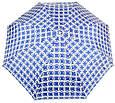 Полуавтоматический женский зонт  ZEST Z23629-3262B, синий, фото 2