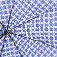 Полуавтоматический женский зонт  ZEST Z23629-3262B, синий, фото 3