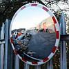 Дорожное зеркало безопасности MEGA 600