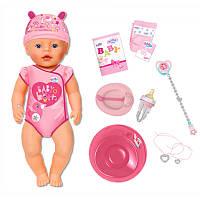 ОРИГИНАЛ Baby Born Кукла Нежные обьятия Очаровательная малышка 824368