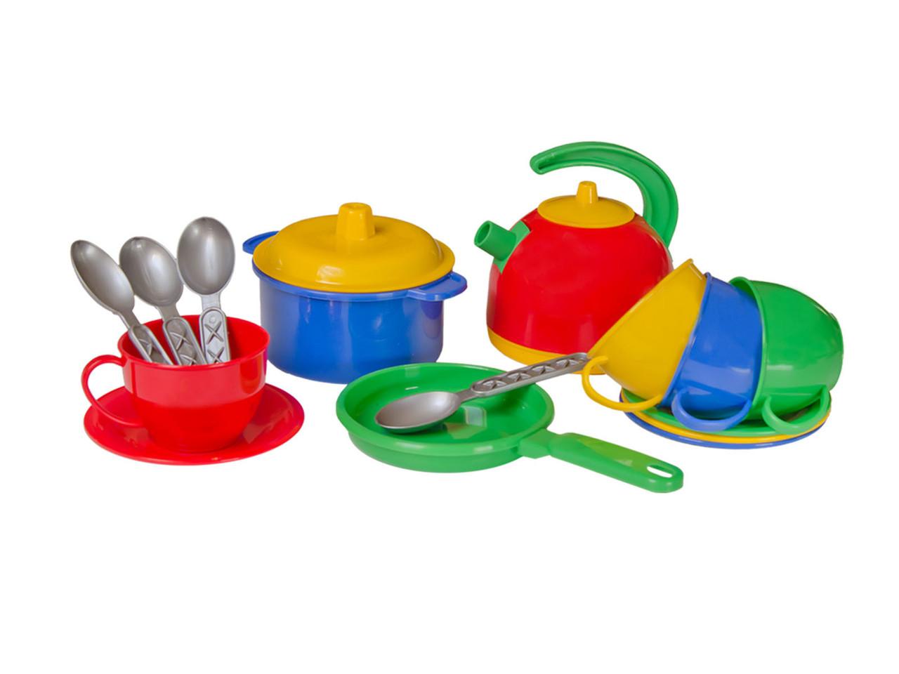 Посудка Маринка 5, игровой набор Технок - Style-Baby детский магазин в Киеве