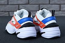 Кроссовки мужские Nike M2K Tekno White топ реплика, фото 2