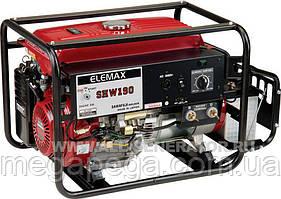 Сварочный бензиновый генератор ELEMAX SHW190-RAS