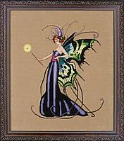 Схема Mirabilia Designs August Peridot Fairy Фея Перидота Mirabilia Designs MD122