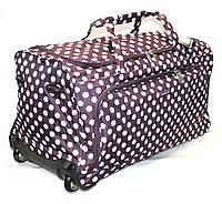 Дорожная сумка на колесах (витринный вариант), фото 1