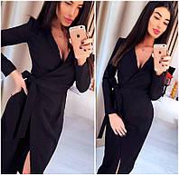 Женское  платье халат Janett (Код MF-413) О В