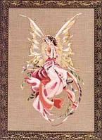 Схема Mirabilia Designs Titania Queen Of The Fairies Титания Королева Фей MD38