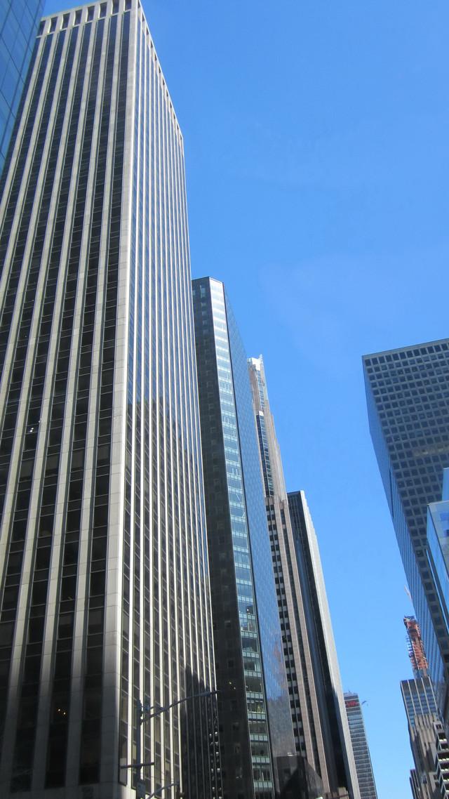 Раздел Длинные кофты - фото teens.ua - Нью-Йорк,небоскребы Манхеттена