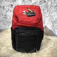 Рюкзак спортивный Under Armour Backpack Undeniable 3.0 Red Black (реплика) 6ae0abe8af130