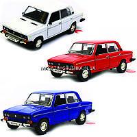 Машинка игровая автопром «ВАЗ-2106» (свет, звук) 2106 - 3 цвета