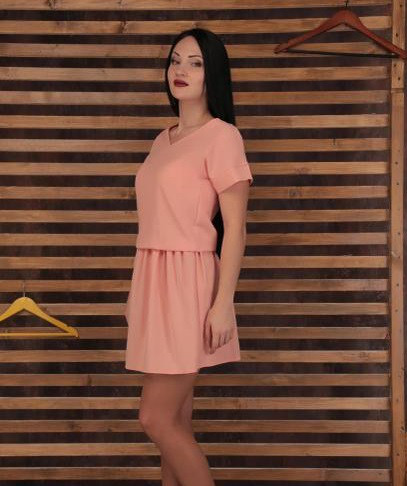 Очень красивое и лёгкое платье мини