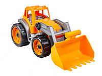 "Детская игрушка машинка ""Трактор"" пластик Технок"