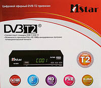 Тюнер Т2 M-STAR DVB-T2 Пульт WiFi YouTube FullHD 32 канала, фото 1