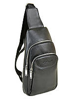 Сумка Мужская На Плечо иск-кожа DR. BOND 1102 black, фото 1