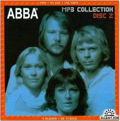 MP3 диск ABBA - MP3 Collection - Disc 2