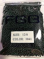 Бисер калеброванный  №1041  50гр