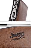 Клатч Jeep черный, фото 3