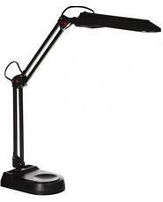 Лампа настольная светодиодная, LED (струбцина+подставка), фото 2