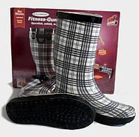 Женские резиновые сапоги, калоши, гумаки, чоботи Германия Walk Maxx