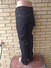 Джинсы мужские  большого размера стрейчевые XUDONG, фото 3
