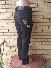 Джинсы мужские  большого размера стрейчевые XUDONG, фото 2