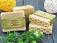 Натуральное мыло ручной работы Мед и липа
