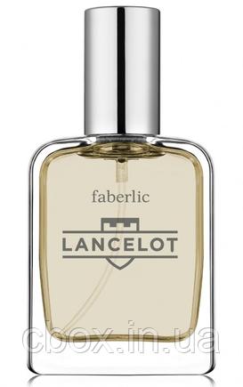 Туалетна вода чоловіча Lancelot, Faberlic, Ланселот, Фаберлік, 3246, 35 мл