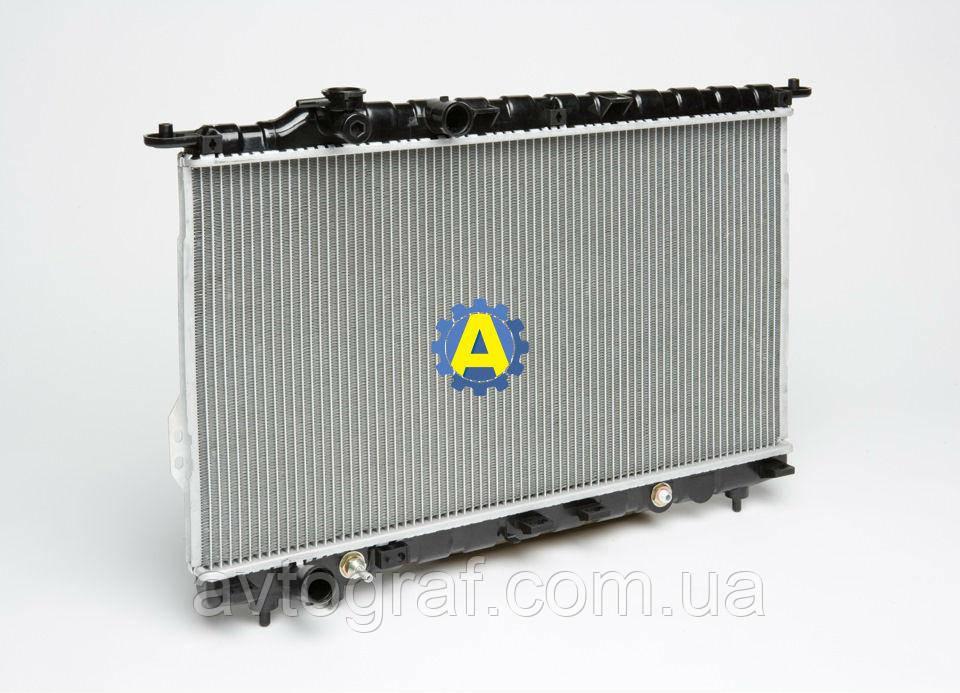 Основной радиатор на Хьюндай Санта Фе(Hyundai Santa Fe) 2009-2012