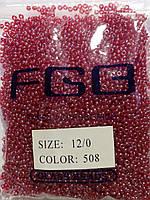 Бисер калеброванный  № 508  (50гр)