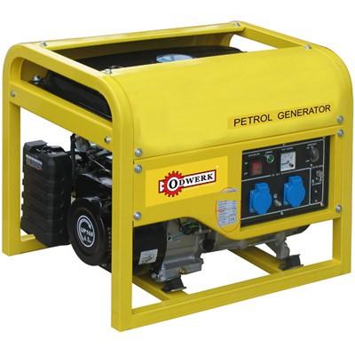 Бензогенератор Odwerk GG7500E Pro 5,0 (6,0) кВт