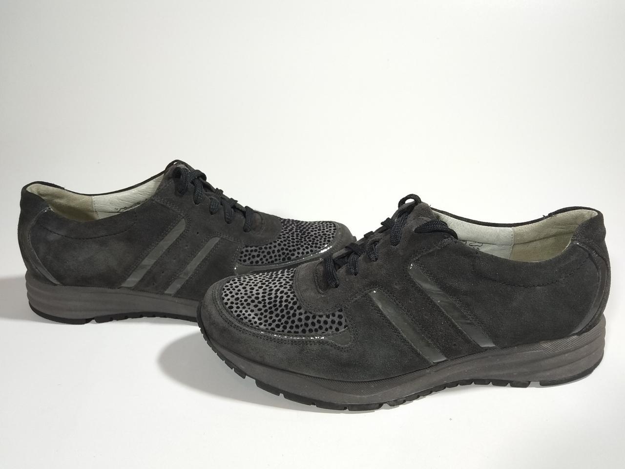 Туфли женские сникерсы  бренд Waldlaufer (Германия) размер 41