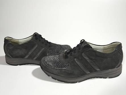 Туфли женские сникерсы  бренд Waldlaufer (Германия) размер 41, фото 2