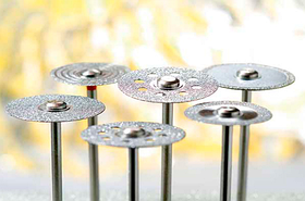 Стоматологические алмазные диски