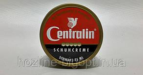 Centralin Schuhcreme Крем в банке для обуви 75 мл ЧЁРНЫЙ