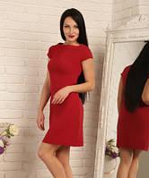 Летнее платье, в ярких токах Размеры: 42, 44, 46, 48