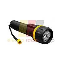 Ліхтар ручний світлодіодний, 245мм
